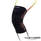 LEADER XW-05 透氣加壓 運動壓縮護膝腿套 單只入