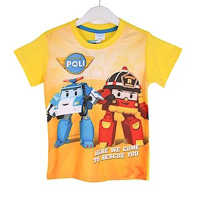 POLI波力短袖T恤 k50386 魔法Baby