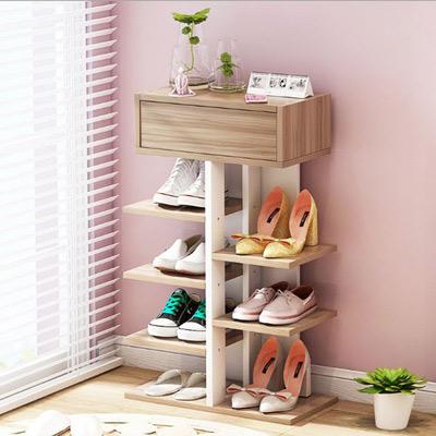 【家適帝】日式省空間好收納時尚鞋架(上開式7層置物架)