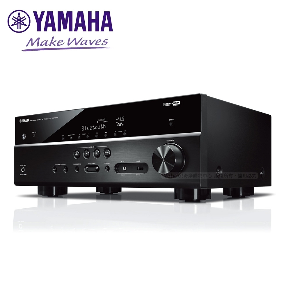 山葉 YAMAHA RX-V385 5.1聲道AV環繞擴大機