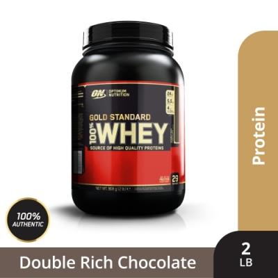 [美國 ON] 金牌 WHEY 乳清蛋白(2磅/罐)