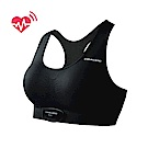 【CABALLERO】女款心跳感測短版運動背心