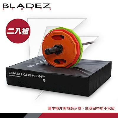 【BLADEZ】15CM 槓鈴訓練防摔厚地墊(二入組)