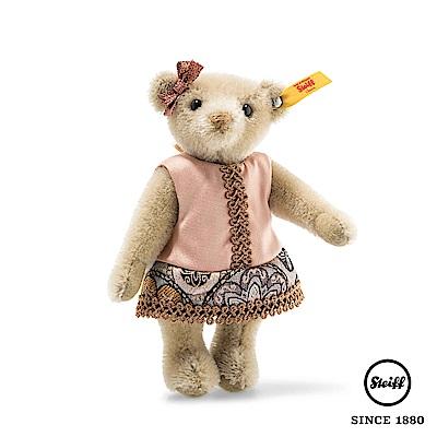 STEIFF德國金耳釦泰迪熊 回憶中的泰迪熊 Tess(收藏版)