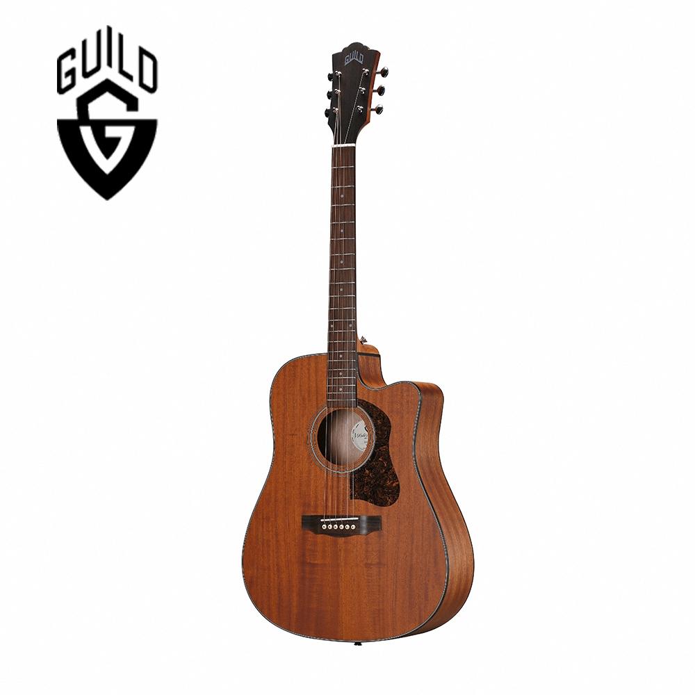 GUILD D-320C 面單桃花心木 缺角 木吉他 民謠吉他