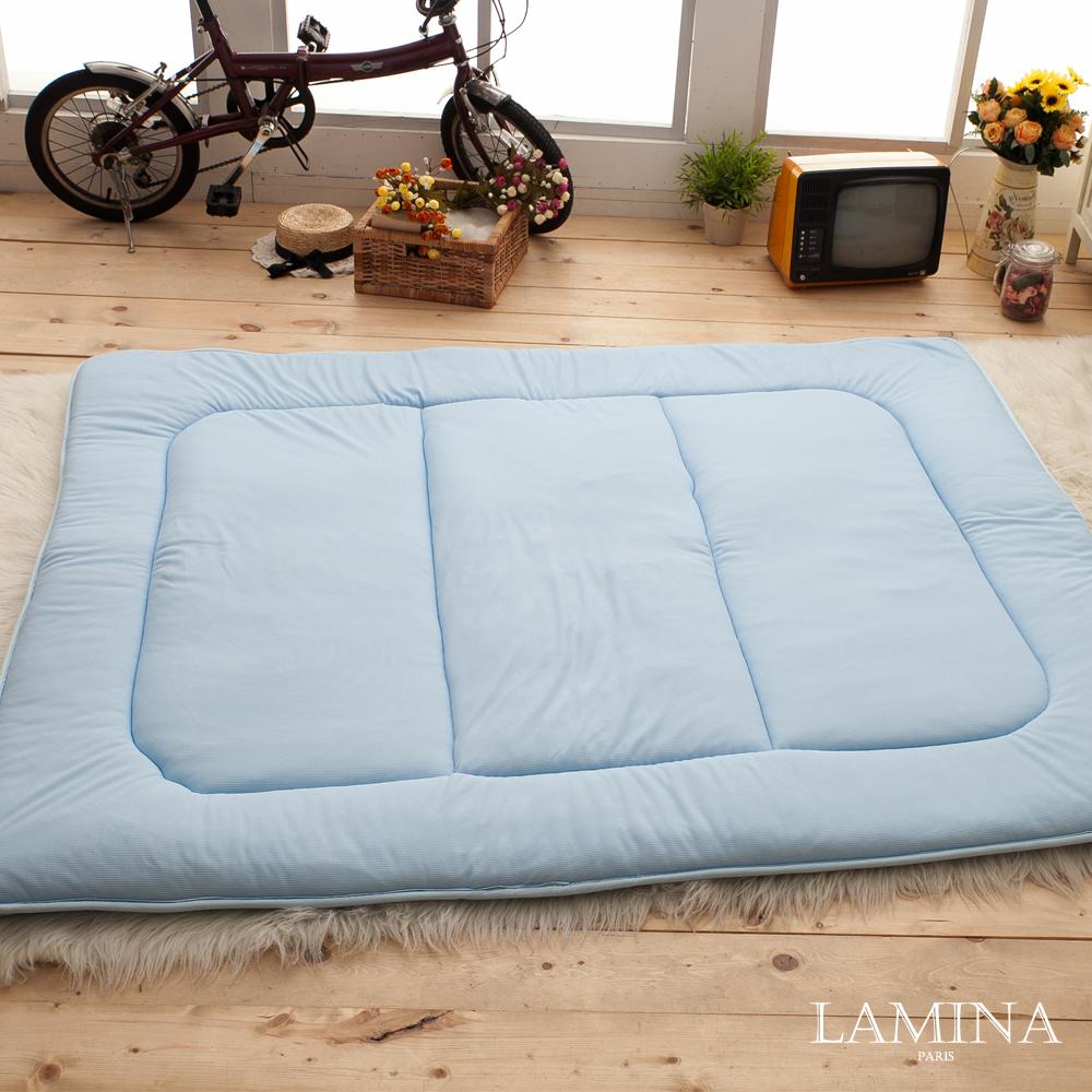 LAMINA 防蹣抗菌日式床墊-單人加大
