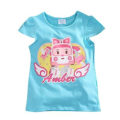 POLI安寶款精梳純棉短袖T恤 k50704 魔法Baby