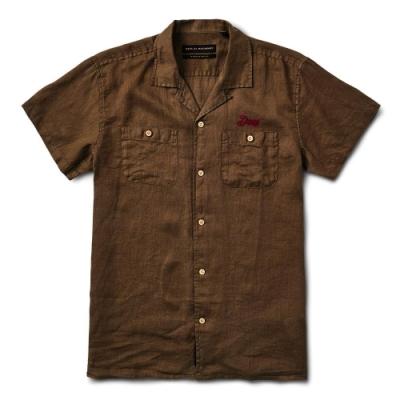 Deus Dean Linen Ss Shirt 短袖襯衫 -  (男/女)