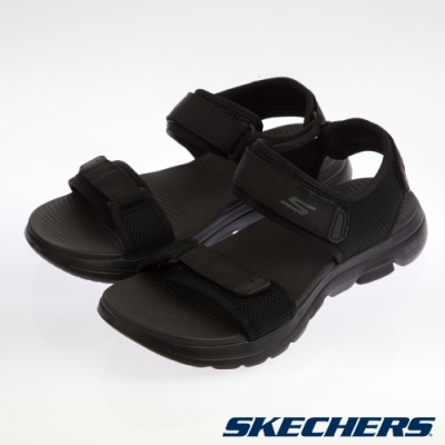 SKECHERS 男健走系列 涼拖鞋 ON THE GO GOWALK 5-229003BBK