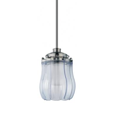 VENTO芬朵 42吋燈扇 FIORE花朵系列 沙鎳色本體 透明葉片 不含安裝