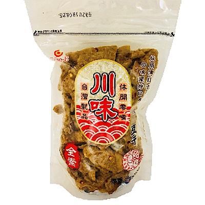 巧益 非基改川味豆干_全素 (350g)