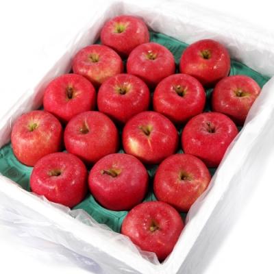 【鮮果日誌】日本空運套袋富士蘋果(32入原箱)