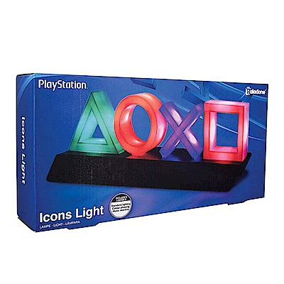 PlayStation icons light 手把按鈕造型燈