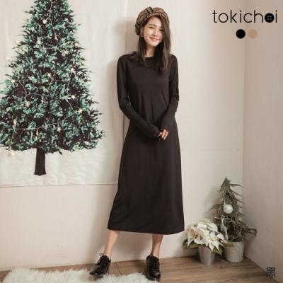 東京著衣 一閃一閃亮晶晶蕾絲透膚綁帶洋裝