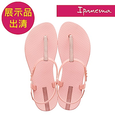 IPANEMA 女 經典雅緻 T型涼鞋-粉