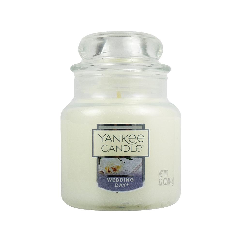 YANKEE CANDLE 香氛蠟燭-婚禮的祝福104g