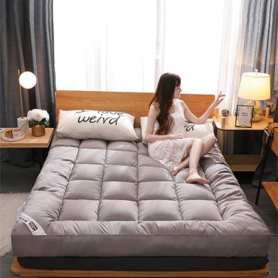 (單/雙/加大均一價)親膚10cm厚日式床墊-2種材質多色可選/露營用