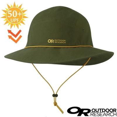 Outdoor Research Wadi Rum Bucket 超輕防曬抗UV透氣可調中盤帽.圓盤帽_綠色