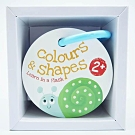 Learn In A Flash:Colours & Shape 英文學習小卡:顏色和形狀