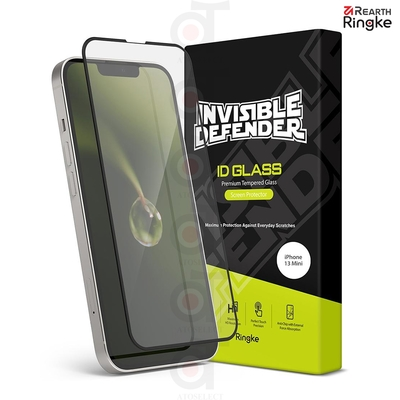 【Ringke】iPhone 13 mini 5.4吋 ID Glass 強化玻璃滿版螢幕保護貼