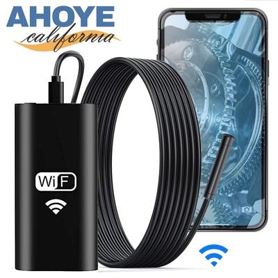 Ahoye 高清Wifi無線內視鏡 (300cm) IP67防水 適用於所有設備裝置