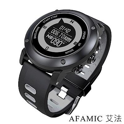 【AFAMIC 艾法】UW90S內鍵GPS經典限量專業極限運動手環