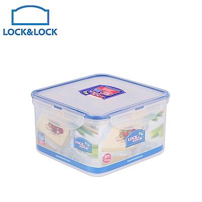 樂扣樂扣 PP方型保鮮盒1.2L-附濾架