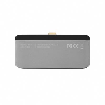 MOMAX One Link 4合1 USB-C 擴充器(DH11)