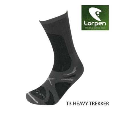 Lorpen T3 Primaloft美麗諾羊毛登山襪 T3EM(IV)
