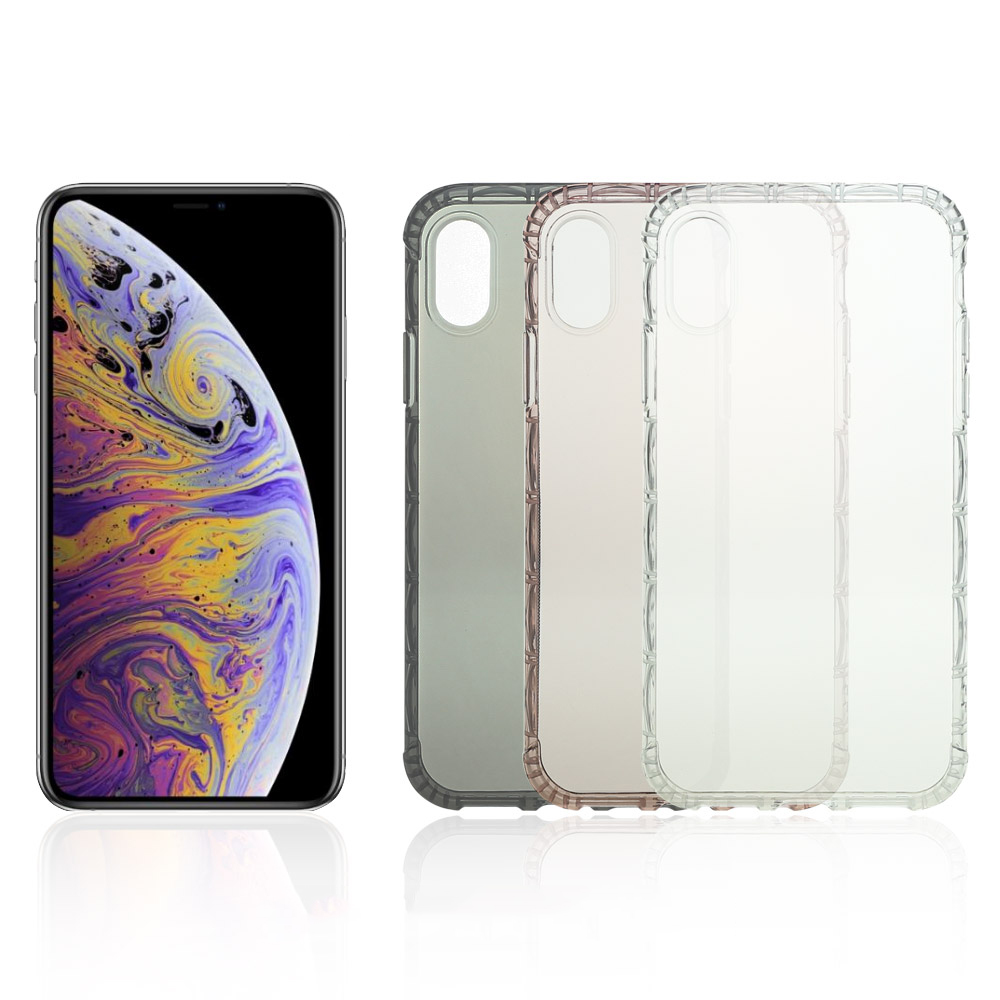 X 世代 Apple iPhone Xs Max 軍規防摔殼