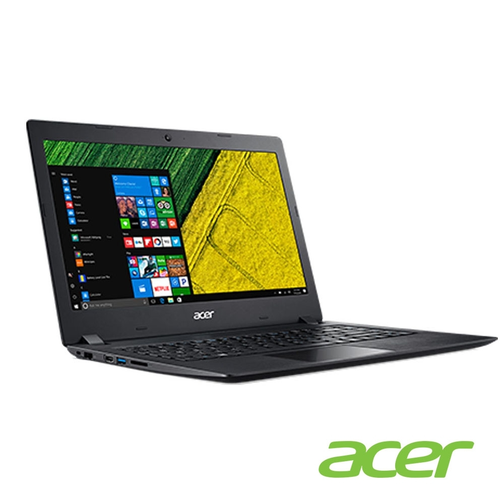 Acer A114-32-C6QX 14吋筆電(N4020/4G/64G eMMC/Aspire 1/黑)