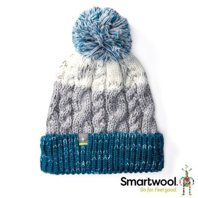 SmartWool Isto復古小圓帽 冰河藍