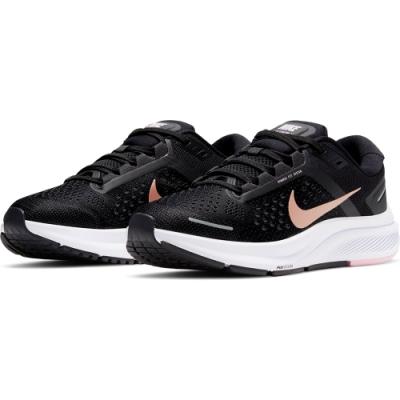 NIKE 慢跑 緩震 訓練 運動鞋 女鞋 黑 CZ6721005 W AIR ZOOM STRUCTURE 23