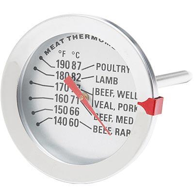 《FOXRUN》標記式肉品探針溫度計