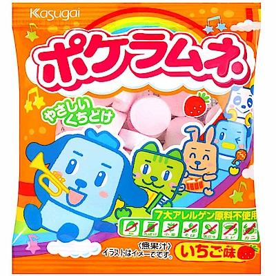 春日井 草莓風味汽水糖(13g)