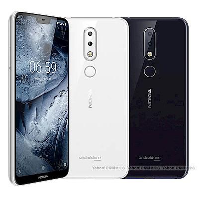 Nokia 6.1 Plus (4G/64G) 5.8吋智慧手機