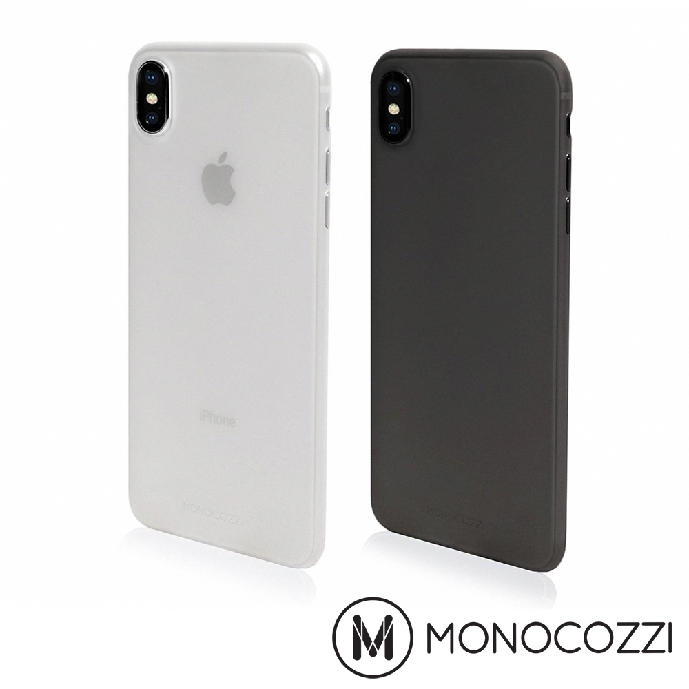 MONOCOZZI Ultra Slim iPhone XS Max 超薄保護殼 @ Y!購物