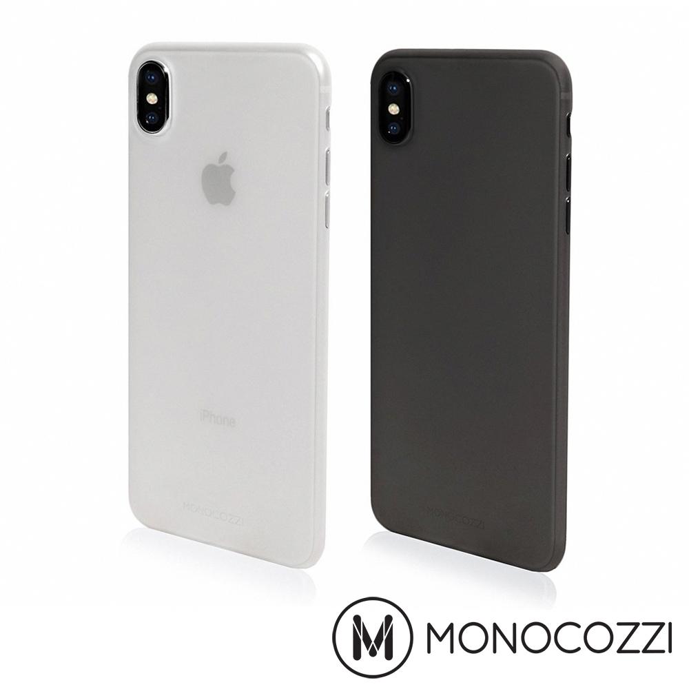 MONOCOZZI Ultra Slim iPhone XS Max 超薄保護殼