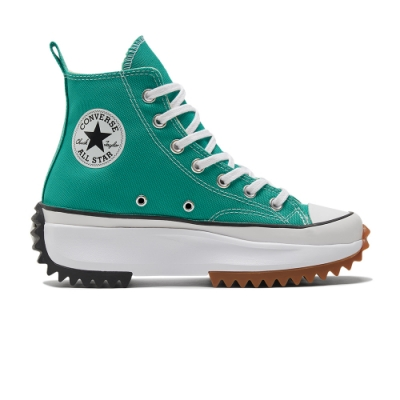 CONVERSE RUN STAR HIKE HI 高筒 厚底 休閒鞋 男女 綠 170441C