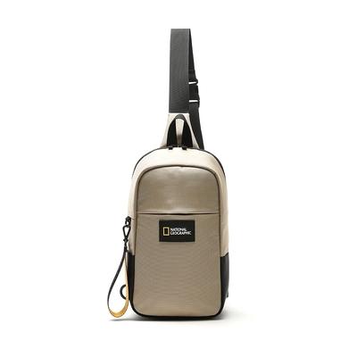 NATIONAL GEOGRAPHIC Casual Sling Bag 斜背包 褐-N215AHI110070