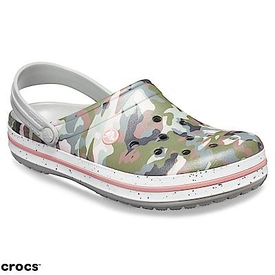 Crocs 卡駱馳 (中性鞋) 卡駱班花紋克駱格 205330-97A