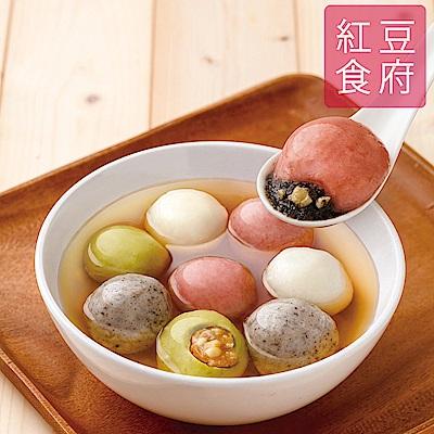 紅豆食府-鴻運四喜湯圓x4盒-10粒-盒