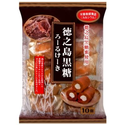 山內製果 黑糖風味蛋糕捲(160g)