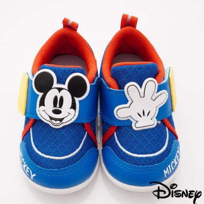 迪士尼童鞋 奇幻米奇運動鞋款 ON19825藍(中小童段)