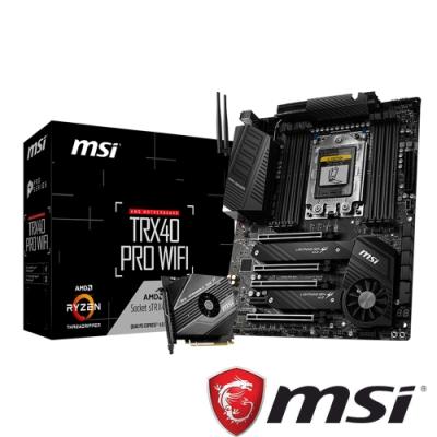 MSI微星 TRX40 PRO WIFI 主機板