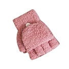 Baby童衣 兒童保暖手套 半指保暖兒童手套 88245
