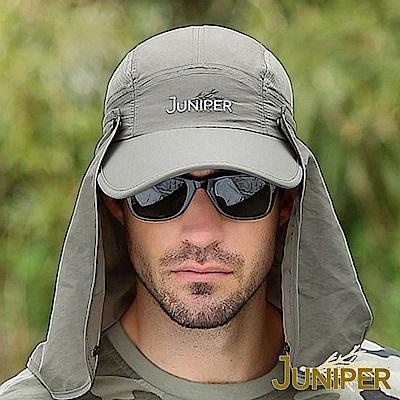 JUNIPER 抗UV防潑水防蚊蟲遮陽披風帽