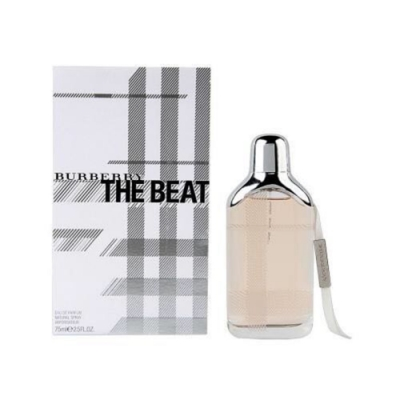 BURBERRY The Beat 節奏女性淡香水 75ml