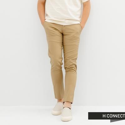 H:CONNECT 韓國品牌 男裝-純色簡約Skinny窄管牛仔褲