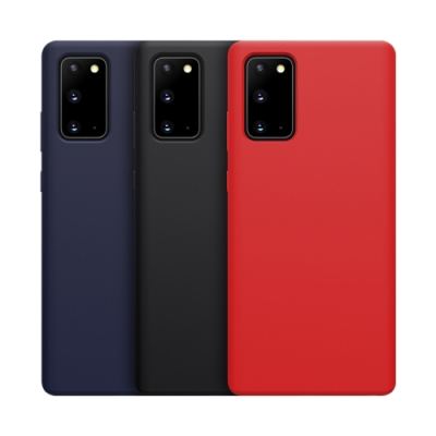 NILLKIN SAMSUNG Galaxy Note 20 感系列液態矽膠殼